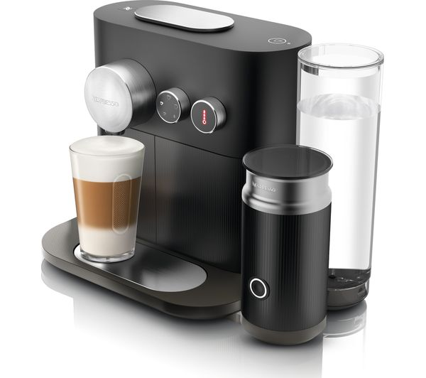 NESPRESSO by Krups Expert & Milk XN601840 Smart Coffee Machine - Lintronics Group LTD
