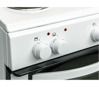 ESSENTIALS CFTE50W17 Electric Solid Plate Cooker - Lintronics Group LTD