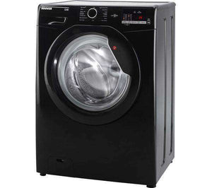 HOOVER Dynamic Link DHL 1482DBB NFC 8 kg 1400 Spin Washing Machine - Black - Lintronics Group LTD