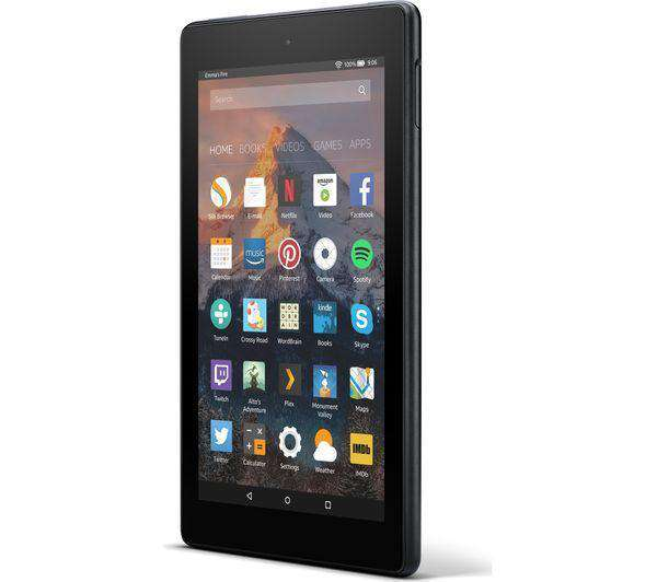 AMAZON Fire 7 Tablet with Alexa - 16 GB - Lintronics Group LTD