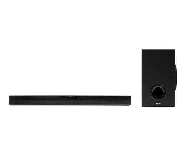 LG SJ2 2.1 Wireless Sound Bar - Lintronics Group LTD