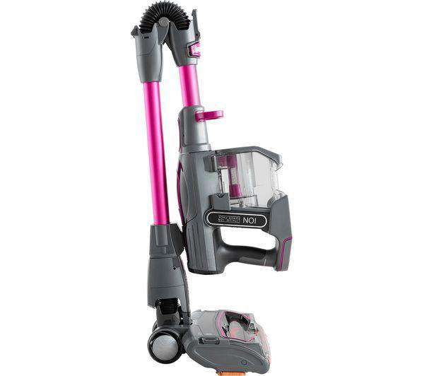 SHARK IF200UKT True Pet Cordless Vacuum Cleaner with DuoClean & Flexology - Fuchsia - Lintronics Group LTD