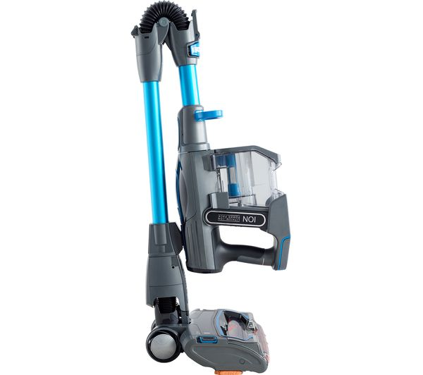 SHARK IF200UK Cordless Vacuum Cleaner with DuoClean & Flexology - Blue - Lintronics Group LTD