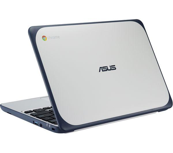 "ASUS C202 11.6"" Intel® Celeron™ Chromebook - Lintronics Group LTD"
