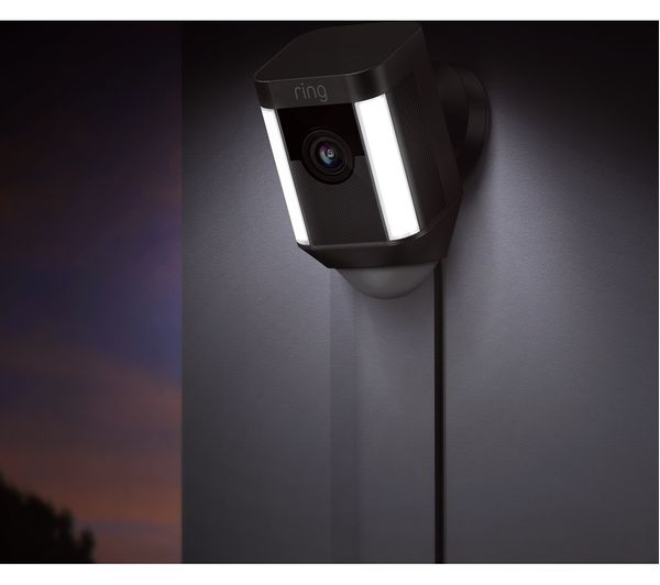 RING Spotlight Cam - Wired - Lintronics Group LTD