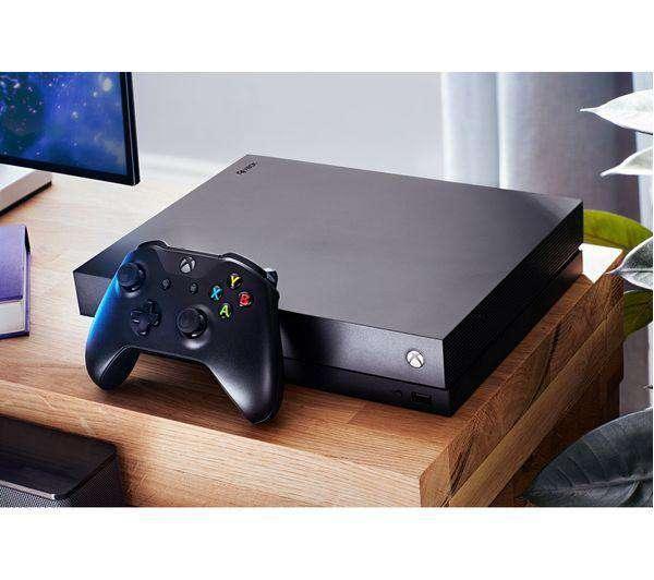 MICROSOFT Xbox One X - Lintronics Group LTD