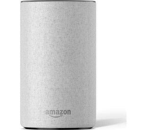 Amazon Echo (2nd generation) - Smart speaker with Alexa - Lintronics Group LTD