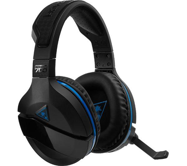 TURTLE BEACH Stealth 700 Wireless 7.1 Gaming Headset - Black & Blue - Lintronics Group LTD