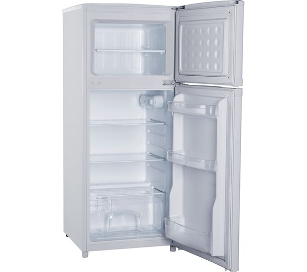 ESSENTIALS 70/30 Fridge Freezer - White - Lintronics Group LTD
