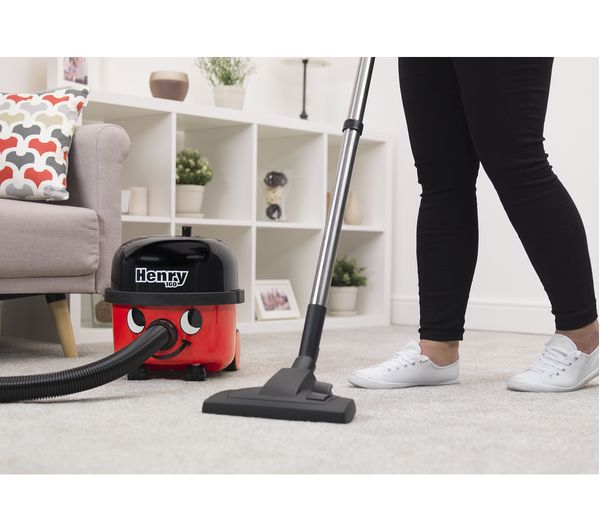 NUMATIC Henry HVR160 Cylinder Vacuum Cleaner - Lintronics Group LTD