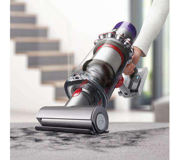 DYSON Cyclone V10 Absolute Cordless Vacuum Cleaner - Iron - Lintronics Group LTD