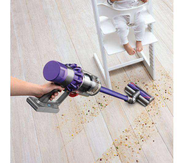 DYSON Cyclone V10 Animal Cordless Vacuum Cleaner - Purple - Lintronics Group LTD