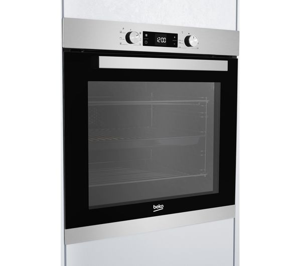 BEKO Pro BXIE32300XC Electric Oven - Stainless Steel - Lintronics Group LTD
