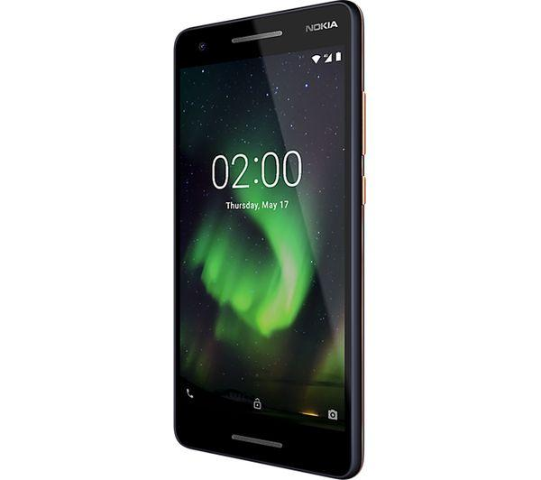 NOKIA 2.1, 8 GB, Blue - Lintronics Group LTD