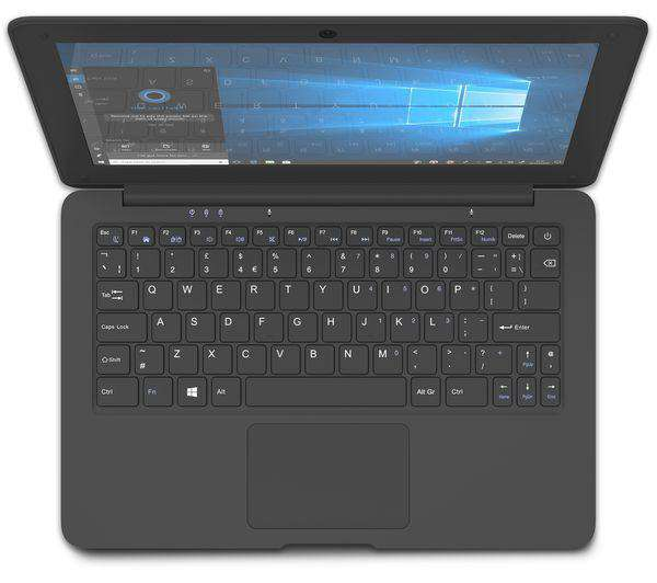 "GEO Book 1 11.6"" Intel® Celeron® Laptop - 32 GB eMMC, Black - Lintronics Group LTD"