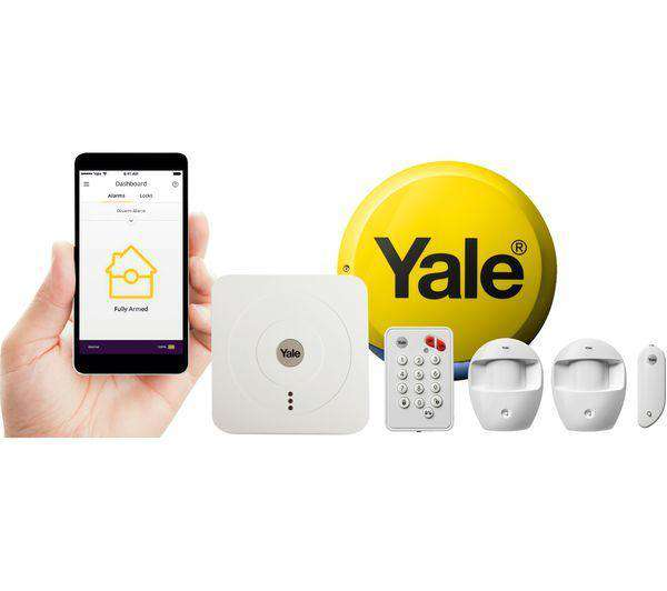 YALE SR-320 Smart Home Alarm Kit - Lintronics Group LTD