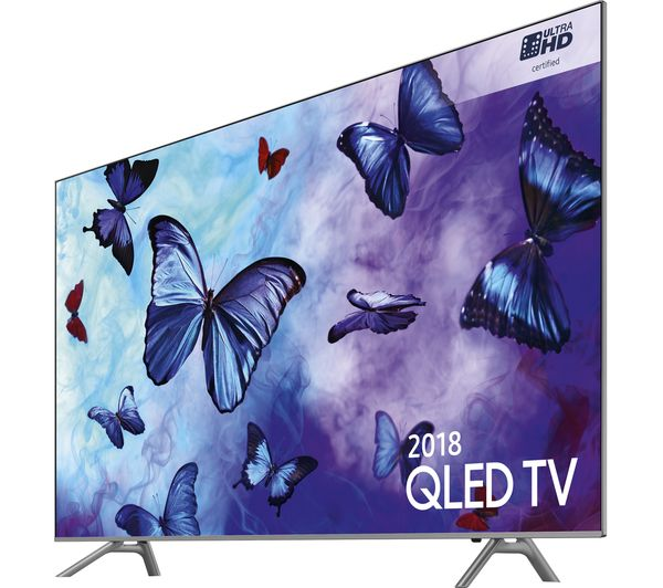 SAMSUNG QE49Q6FNATXXU Smart 4K Ultra HD HDR QLED TV - Lintronics Group LTD