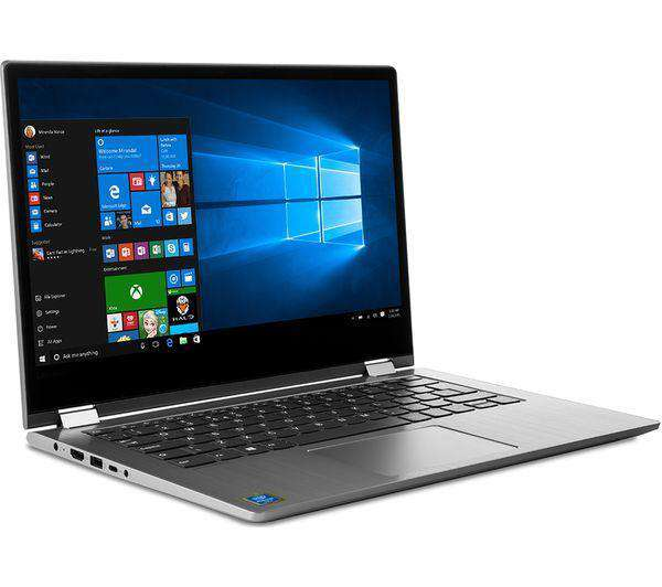 "LENOVO YOGA 530 14"" Intel® Pentium® 2 in 1 - 128 GB SSD, Grey - Lintronics Group LTD"