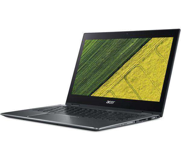 "ACER Spin 5 SP513-52N 13.3"" Intel® Core™ i5 Laptop - 256 SSD, Grey - Lintronics Group LTD"