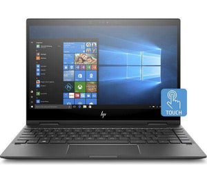 "HP ENVY x360 13.3"" AMD Ryzen 5 2 in 1 - 128 GB SSD, Grey - Lintronics Group LTD"