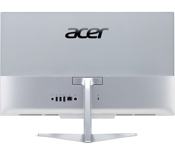 "ACER Aspire C24-865 23.8"" Intel® Core™ i3 All-in-One PC - 1 TB HDD, Silver - Lintronics Group LTD"