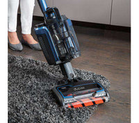 SHARK DuoClean Powered Lift-Away IC160UK Cordless Vacuum Cleaner - Blue - Lintronics Group LTD