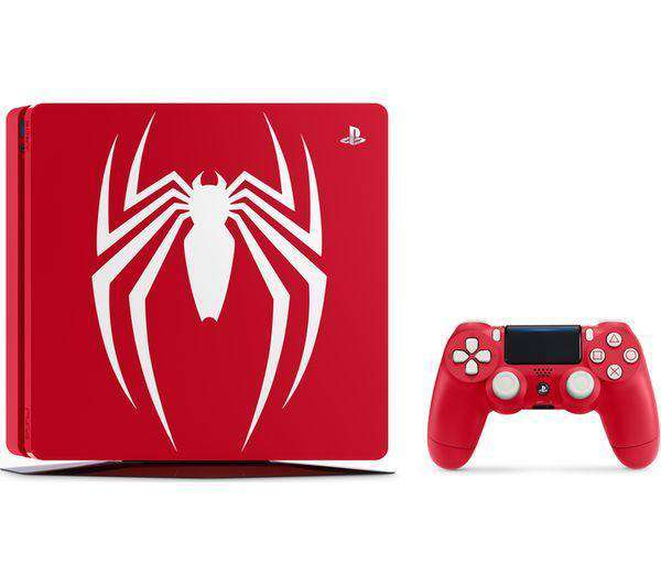 SONY Limited Edition Spider-Man PlayStation 1 TB & Marvel's Spider-Man Bundle - Lintronics Group LTD