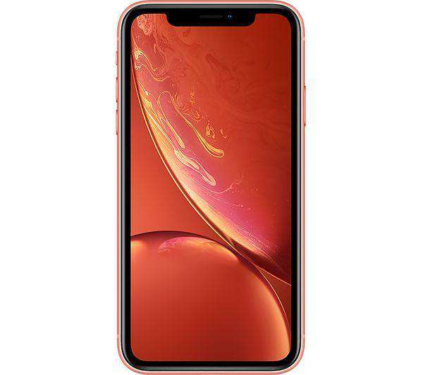 APPLE iPhone XR - Coral - Lintronics Group LTD
