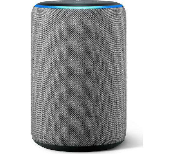 AMAZON Echo Plus (2018) - Heather Grey - Lintronics Group LTD