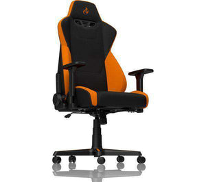 NITRO CONCEPTS S300 Gaming Chair - Orange - Lintronics Group LTD