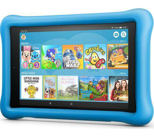 "AMAZON Fire HD 8"" Kids Edition Tablet (Oct 2018) - 32 GB, All Colours - Lintronics Group LTD"
