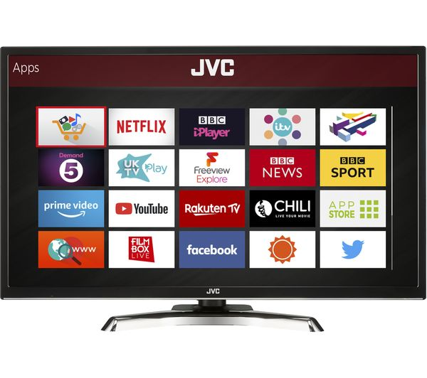 "JVC LT-32C790 32"" Smart LED TV - Lintronics Group LTD"