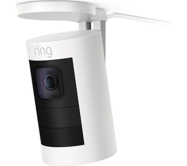 RING Stick Up Cam - Wired - Lintronics Group LTD