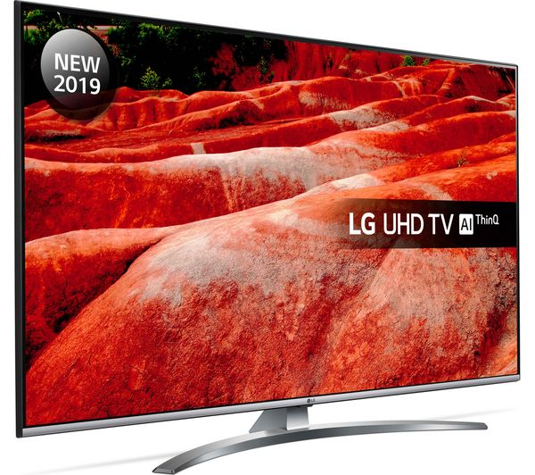 "LG 75UM7600PLB 75"" Smart 4K Ultra HD HDR LED TV with Google Assistant - Lintronics Group LTD"