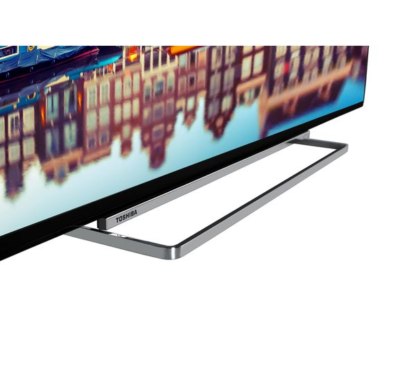TOSHIBA VL5A63DB Smart 4K Ultra HD HDR LED TV - Lintronics Group LTD