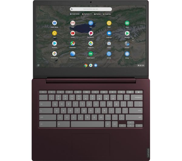 "LENOVO IdeaPad S340 14"" Intel® Celeron™ Chromebook - 64 GB eMMC, Purple - Lintronics Group LTD"