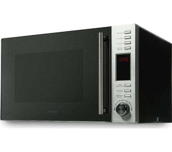 KENWOOD K30CSS14 Combination Microwave - Stainless Steel - Lintronics Group LTD