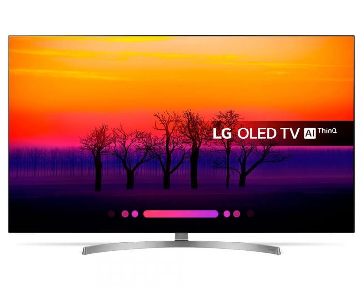 "LG OLED55B8S 55"" OLED TV B8 - Lintronics Group LTD"