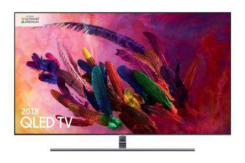 Samsung 2018 55 Inch Q7F Ultra HD Certified HDR Pure Colour Smart QLED TV - Lintronics Group LTD
