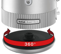 TEFAL Avanti Classic KI290840 Traditional Kettle - Lintronics Group LTD