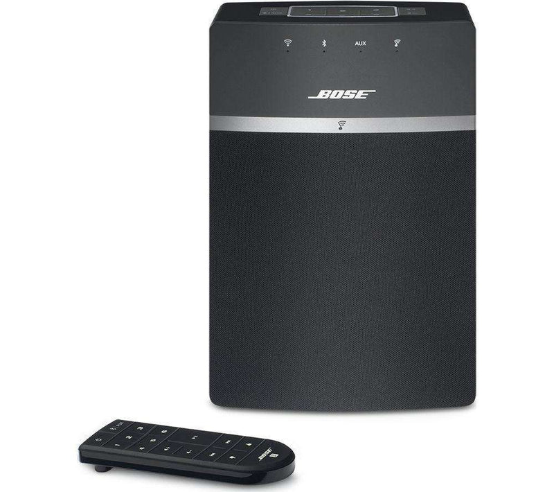 BOSE SoundTouch 10 Wiress Smart Speaker - Lintronics Group LTD