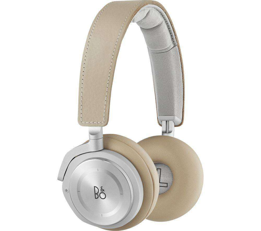 B&O Beoplay H8 Wireless Bluetooth Noise-Cancelling Headphones - Natural - Lintronics Group LTD