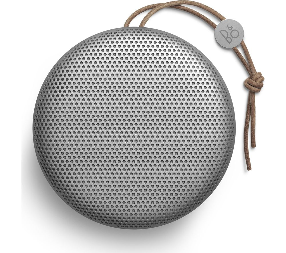 BANG & OLUFSEN A1 Portable Bluetooth Speaker - Silver - Lintronics Group LTD