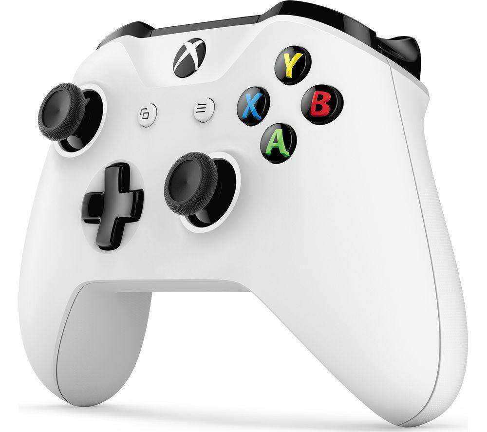 MICROSOFT Xbox Wireless Controller - White - Lintronics Group LTD