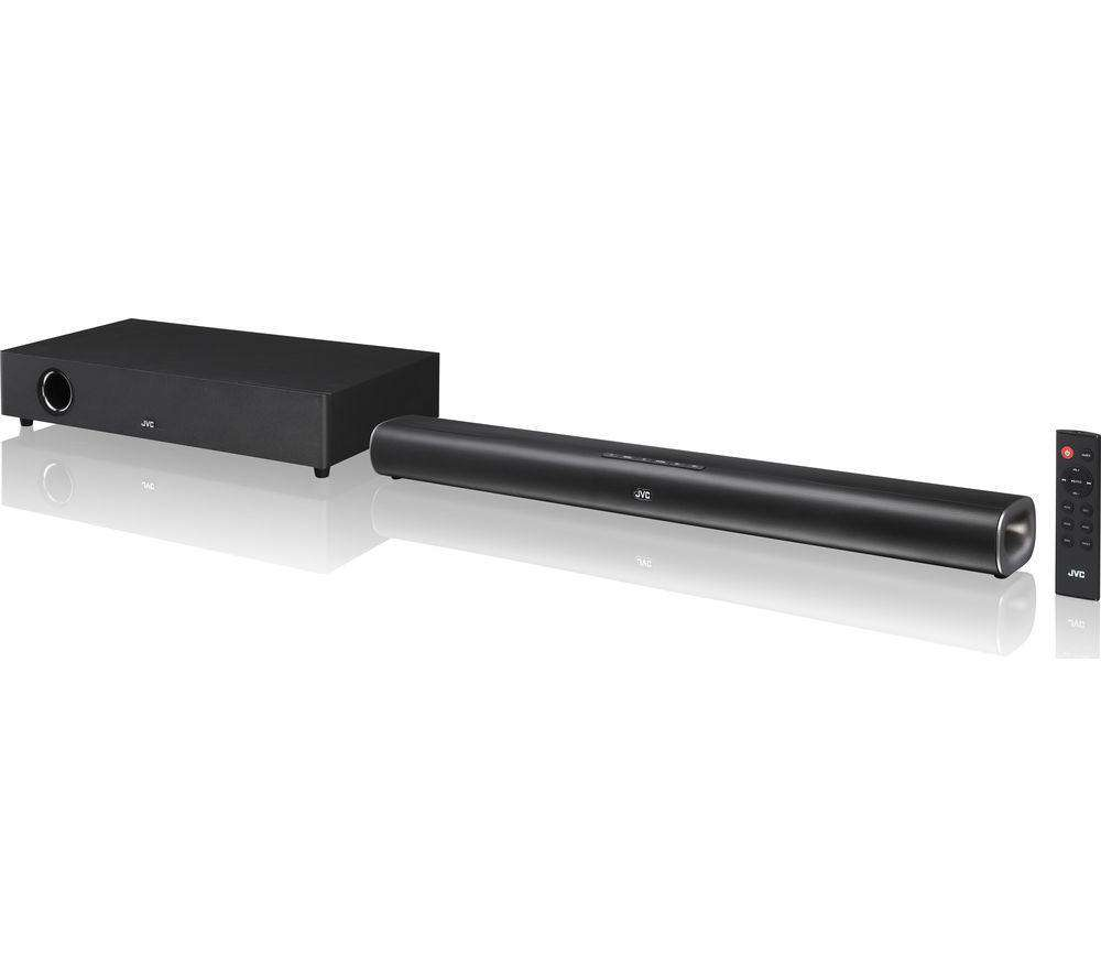 JVC TH-D357B 2.1 Wireless Sound Bar - Lintronics Group LTD