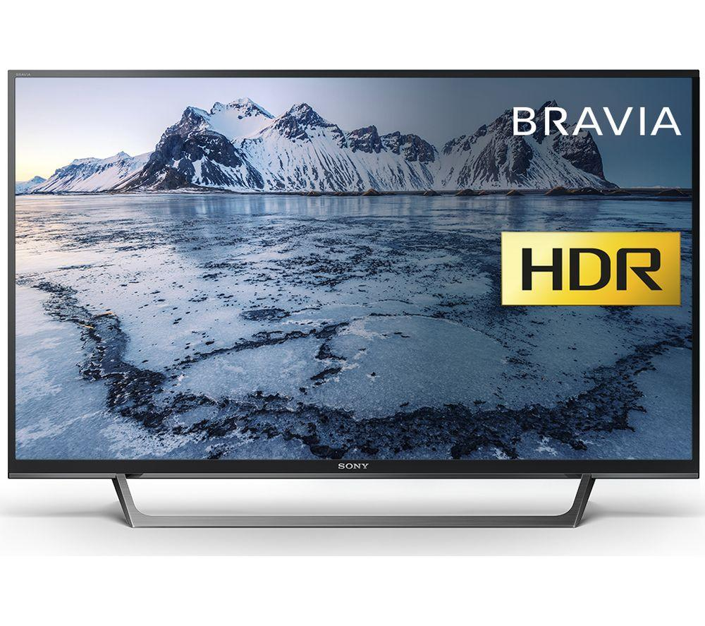 "SONY BRAVIA KDL40WE663 40"" Smart HDR LED TV - Lintronics Group LTD"