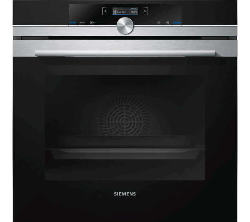 SIEMENS HB632GBS1B Electric Oven - Stainless Steel - Lintronics Group LTD