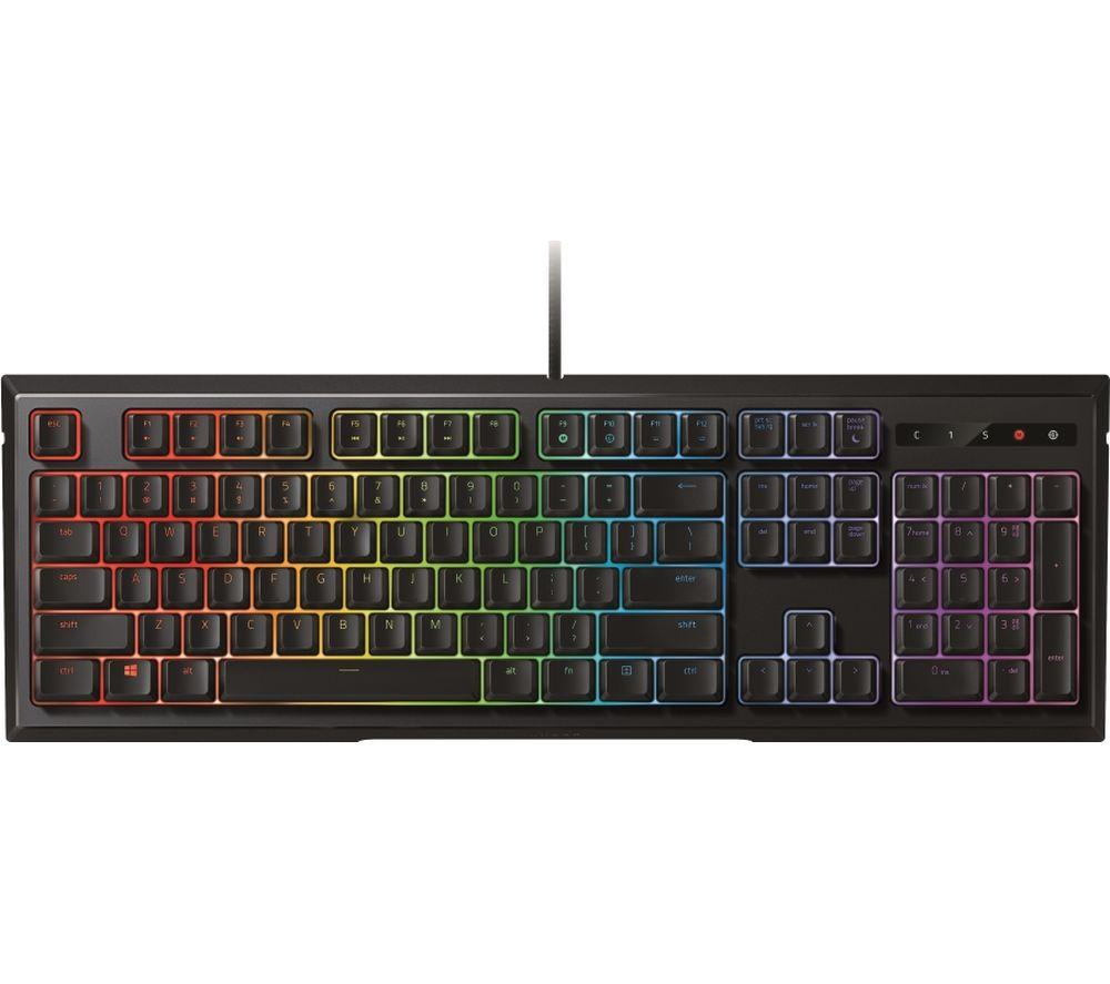 RAZER Ornata Chroma Mechanical Membrane Gaming Keyboard - Lintronics Group LTD
