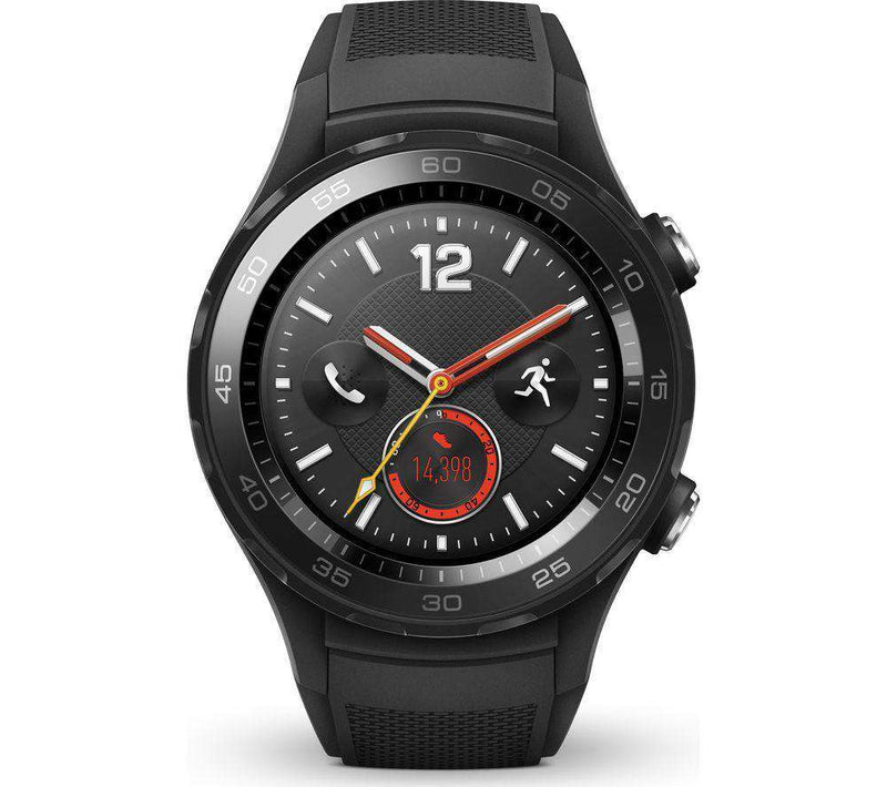 HUAWEI Watch 2 Sport 4G - Black - Lintronics Group LTD