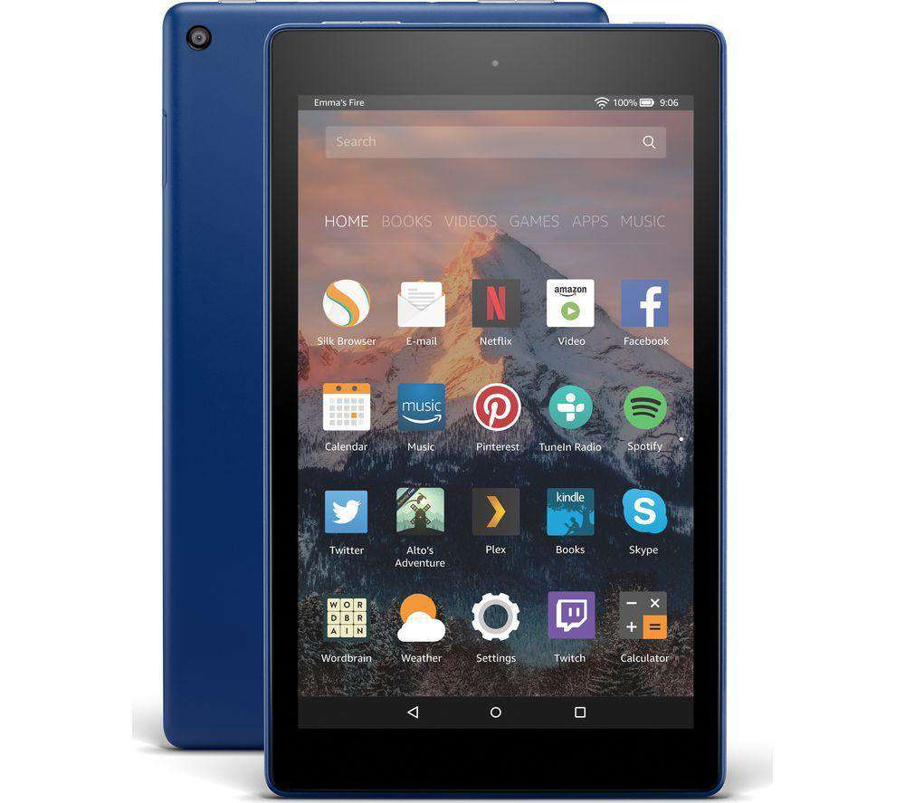 AMAZON Fire HD 8 Tablet with Alexa (2017) - 32 GB - Lintronics Group LTD